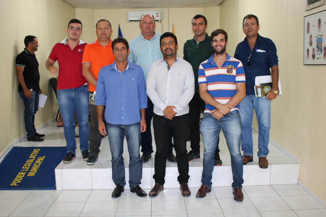 2ª Sessão ordinária do ano de 2019 na Câmara Municipal de Vereadores de Granito