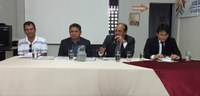 Equipe do TRE-PE realiza audiência pública da biometria em Granito