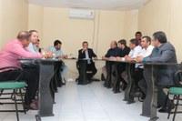 Novo presidente da Câmara de Vereadores de Granito e outros integrantes da Mesa Diretora tomam posse