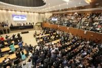 Parlamentares da 19ª Legislatura tomam posse na Casa de Joaquim Nabuco
